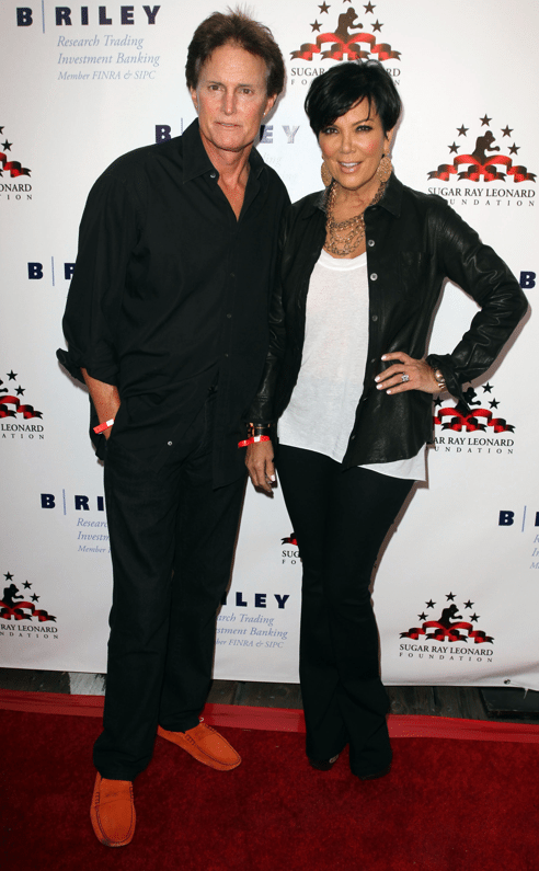 bruce and kris jenner marriage problems
