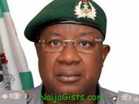 Dikko Abdullahi- Comptroller-General of Customs.