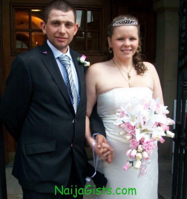 newly married man beats wife