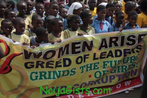 international womens day in lagos 2012