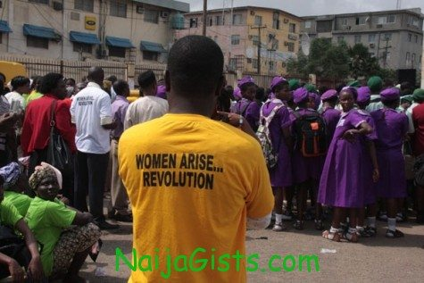 international womens day in lagos nigeria 2012