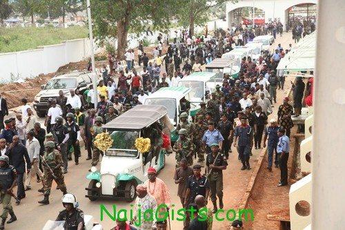 ojukwu funeral and burial