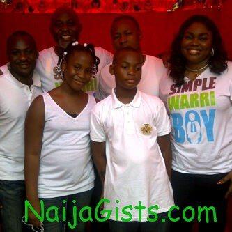 richard mofe damijo family