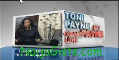 toni payne my champayne life