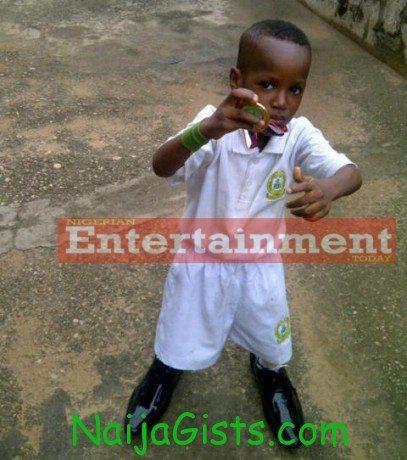 2face's kid - Ziii