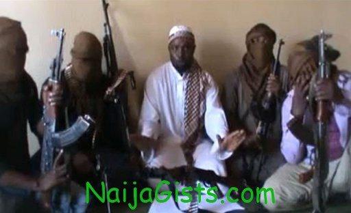 boko haram threatens president goodluck jonathan