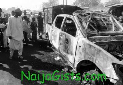 bomb blast in taraba state
