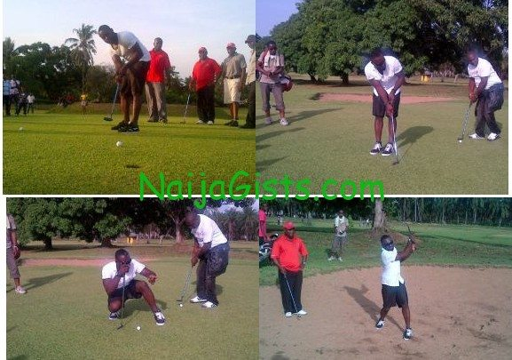 jim iyke spotted playing golf in cameroon