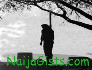 man commits suicide
