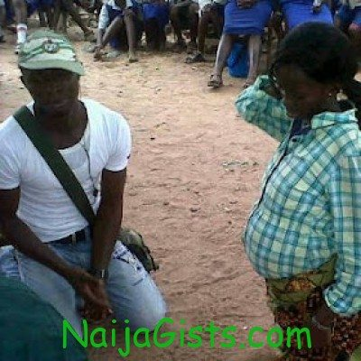 nysc corper impregnates secondary school girl