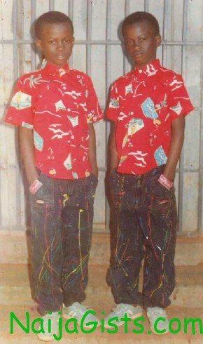 peter and paul okoye childhood photos