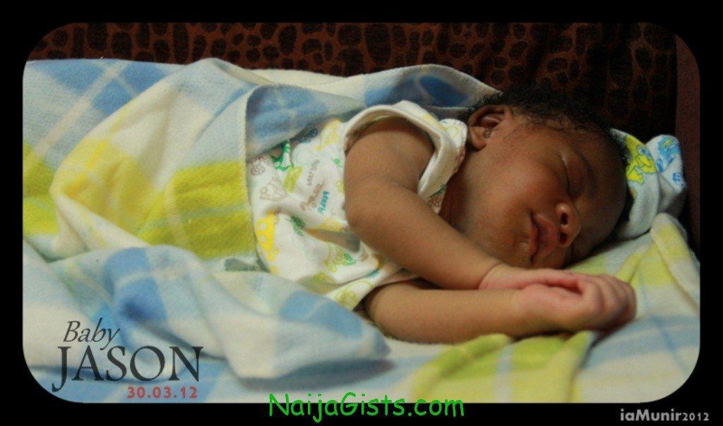 samklef baby boy photos