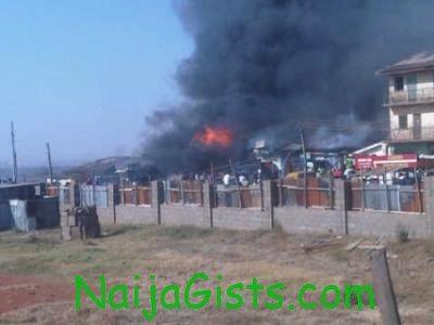 boko haram suicide bomb blast kaduna