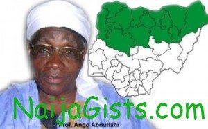 Nigeria Breaks up