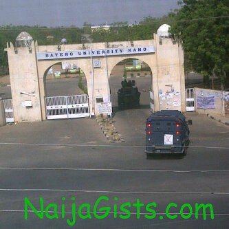 bomb blast bayero university