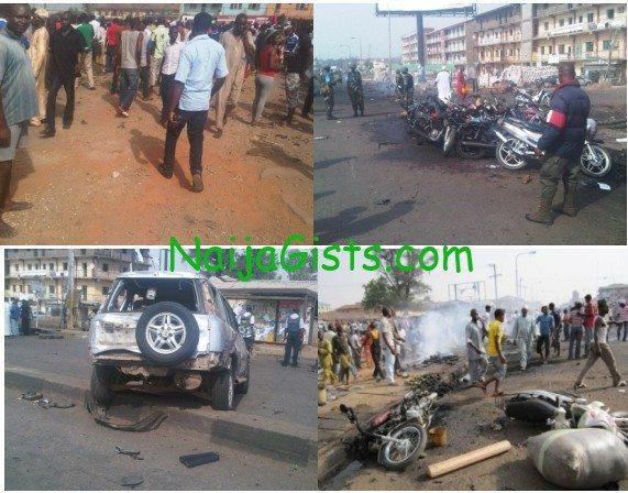 boko haram suicide bombings in nigeria