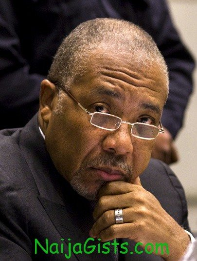 charles taylor found guilty