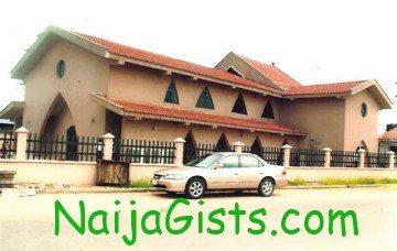 president jonathan million naira church building donation bayelsa
