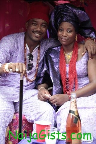 chidi mokeme wedding photos