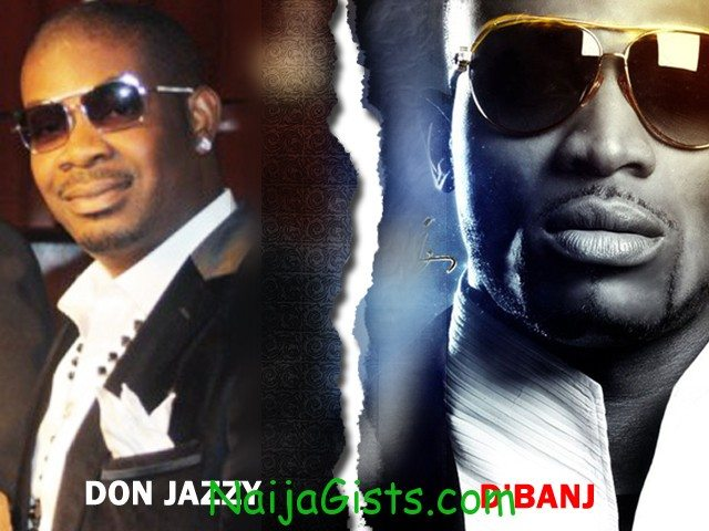 don jazzy and dbanj update