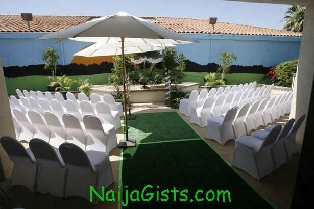 dog wedding reception hall