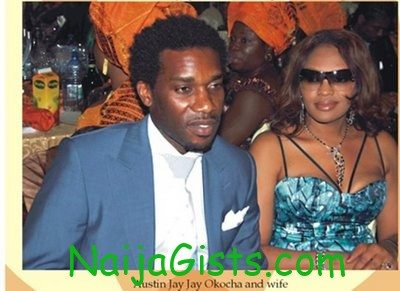 austin okocha marriage problem