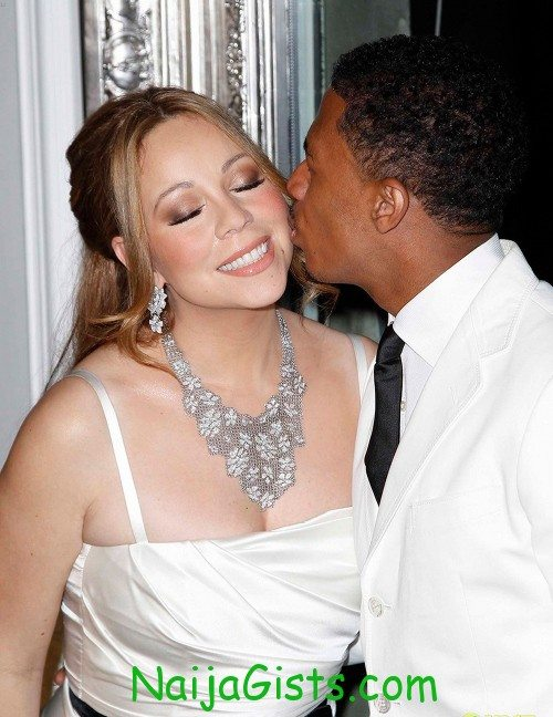 nick cannon and mariah careery wedding vow