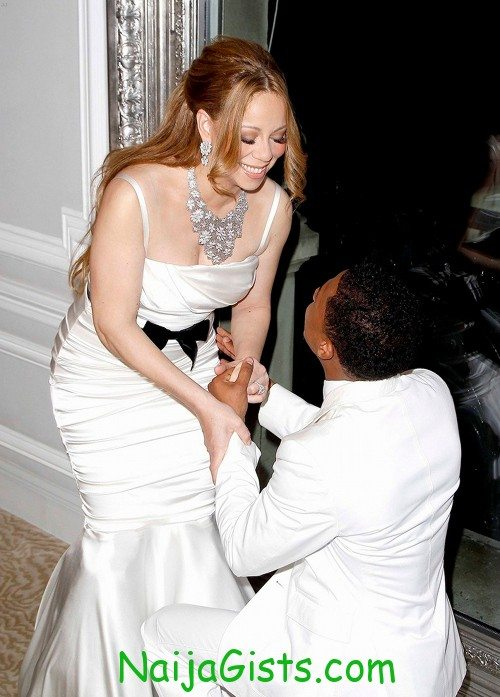 mariah carey and nick cannon wedding vows
