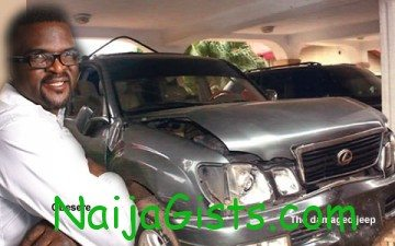 obesere car accident