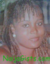 woman electrocuted in nigeria Blessing Eyo Okon