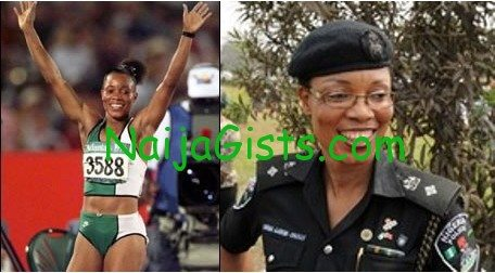 nigeria first olympic medalist chioma ajunwa