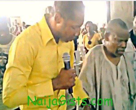 Enebeli Elebuwa health condition