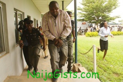 John Akpabu, the suspected  suicide bomber arrested with 386 grenade