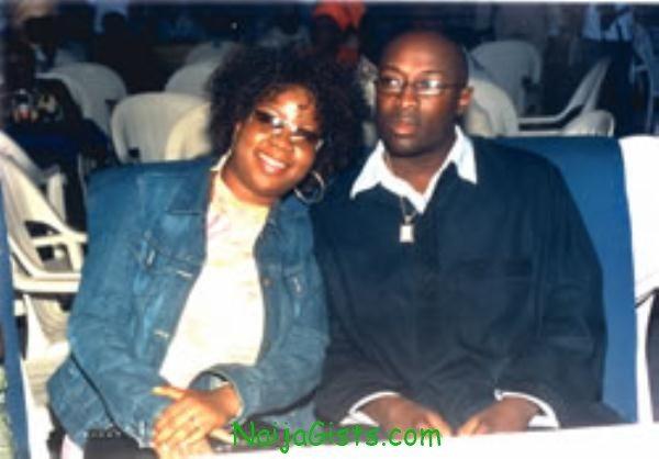 adewale ayuba and his wife