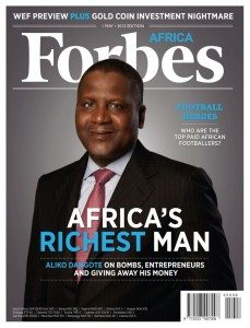 richest man in africa aliko dangote