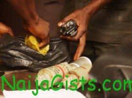ammunition recovered from John Akpabu radio house