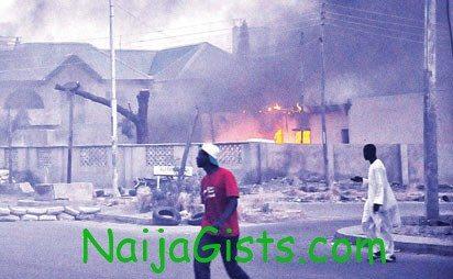 boko haram attack in kano on Thursday