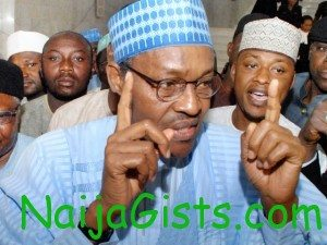 buhari to jonathan arrest