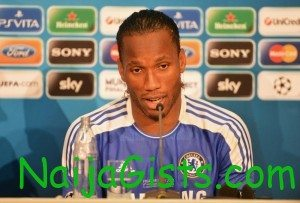 didier drogba quits chelsea