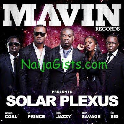 don jazzy new record labels mavin records