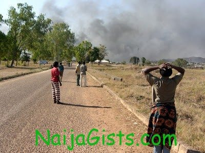 fulani attack in plateau