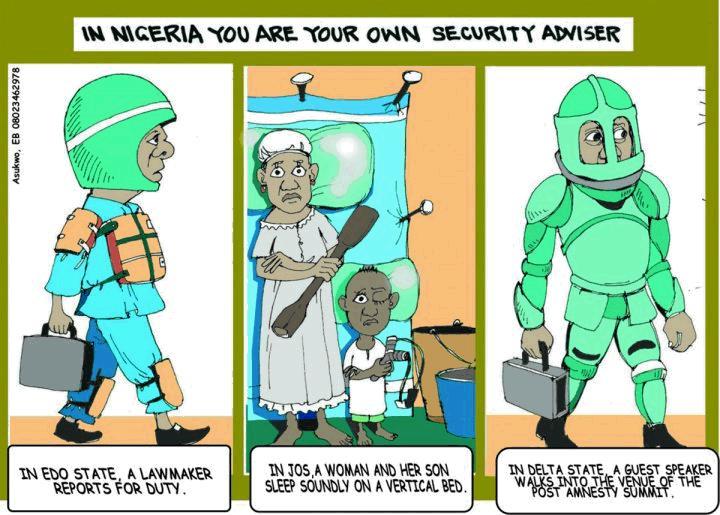 nigerian cartoon of the day