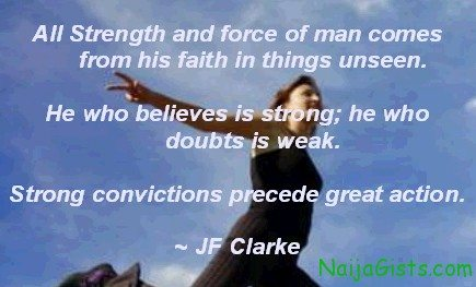 daily inspirational quotes by jf clarke