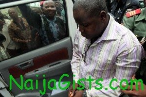 man arrested at radio house in abuja 3