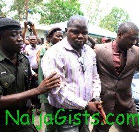 John Akpabu man arrested at radio house in abuja