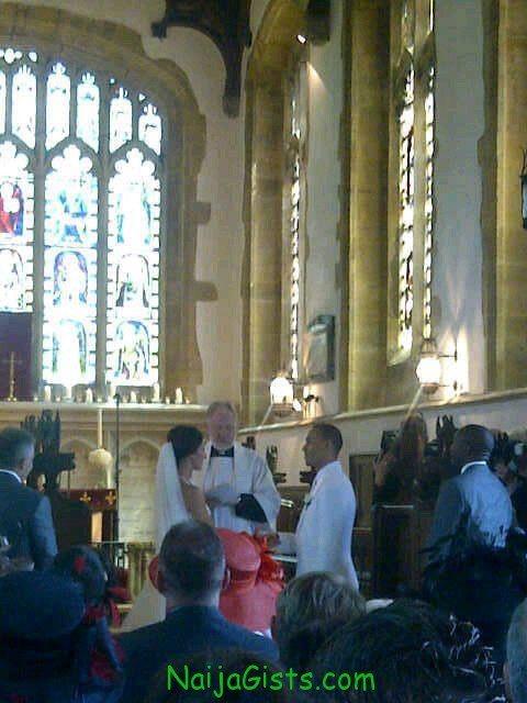 osaze and sarah michael wedding photos