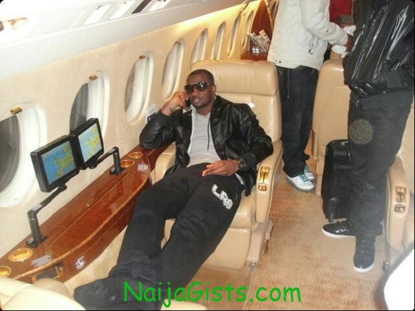 psquare arriving in cameroon