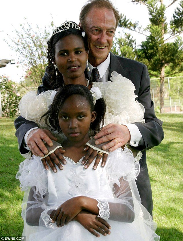 tim reeves african dating dude