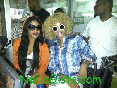tonto spotted with keri hilson