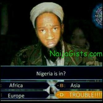 who wants to be a millionaire nigeria fraud